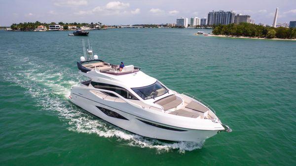 Numarine Flybridge 62' Numarine Motor Yacht ANACONDA