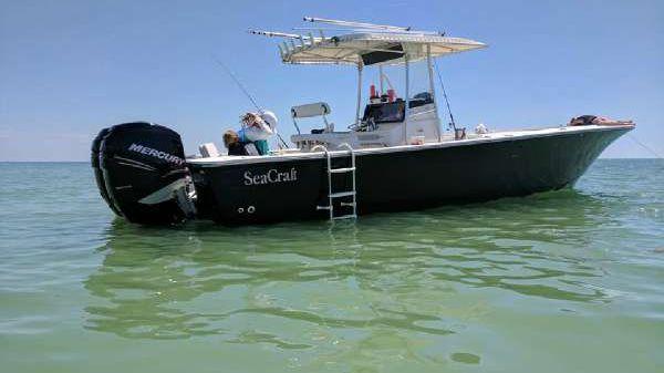 SeaCraft SC32 Master Angler