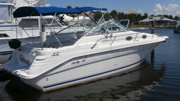 Sea Ray 270DA