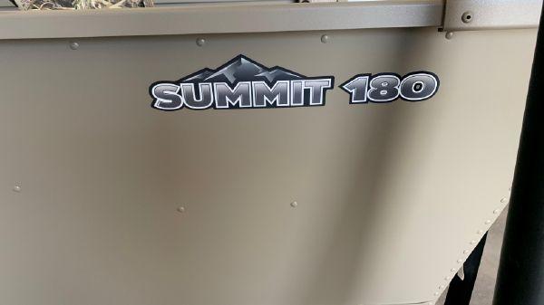Alumacraft Summit 180