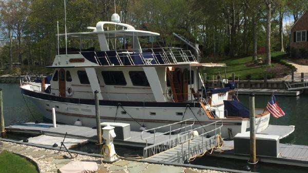 Defever (Enterprise) Trawler (Grand Alaskan)