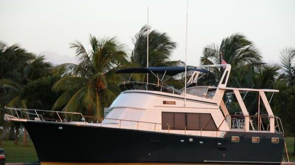 Sea Ranger 45 Sundeck Trawler