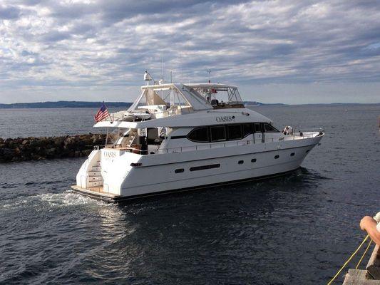 Monte Fino yacht - main image