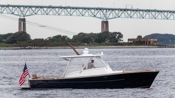 Release Boatworks 34