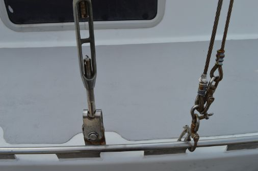 Bruce Roberts R434 Pilot House Cutter Sloop image