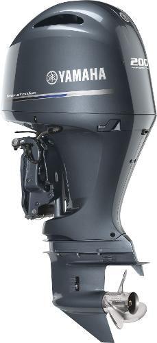Yamaha F200LCA