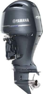 Yamaha F200LCA - main image
