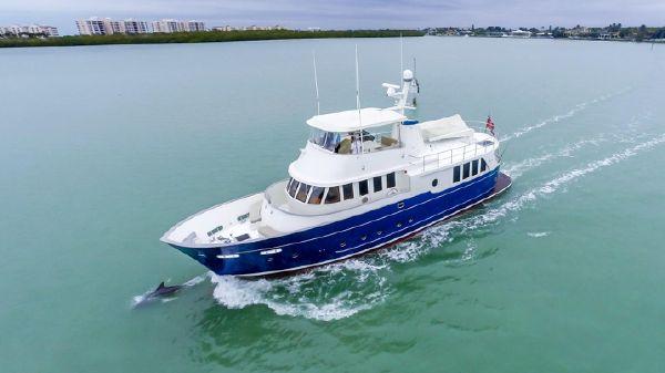 Sea Spirit 60 Passagemaker
