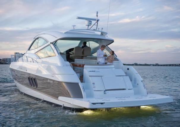 2009 Cruisers Yachts Buy New England