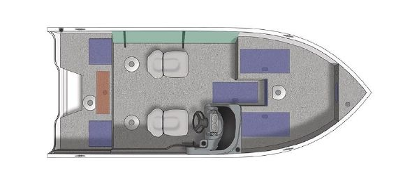 Crestliner 1700 Vision image