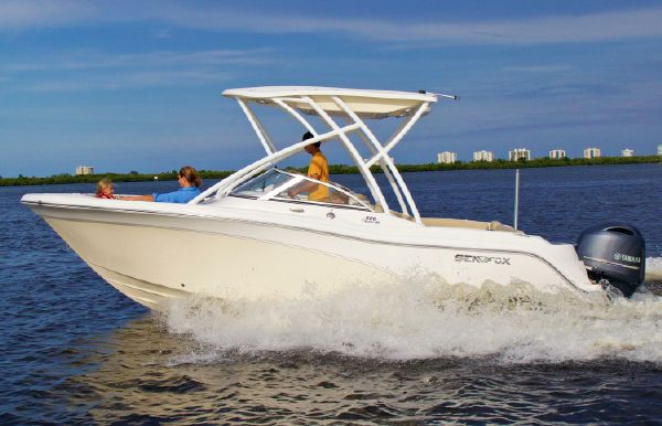 2018 Sea Fox 226 Traveler
