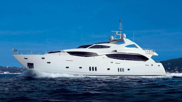 Sunseeker 34 Metre Yacht Manufacturer Provided Image: 34 Metre Yacht