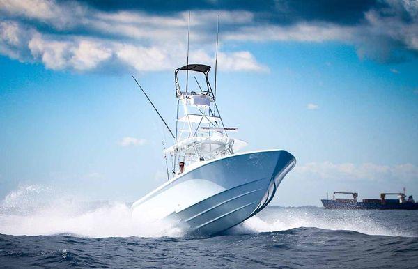 2021 Contender 39 Fisharound