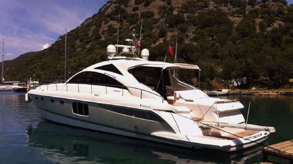 Fairline Targa 64 Gran Turismo