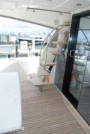 2015 Prestige Flybridge BoatsalesListing Buy