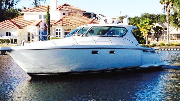 Tiara Yachts Sovran