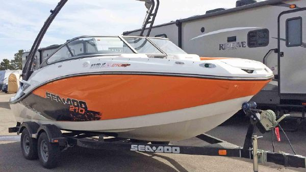 Sea-Doo 210 SP