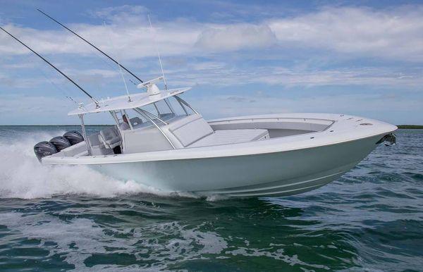 2021 Contender 44 Fisharound