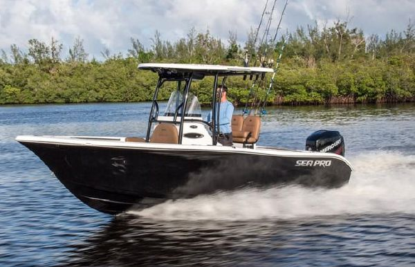 2020 Sea Pro 219 Center Console