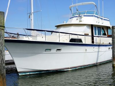 1971 Hatteras<span>53 Classic Motor Yacht</span>