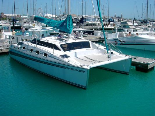 PDQ 32 by PDQ Yachts - main image