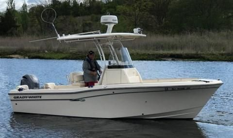 Grady-White Fisherman 209 image