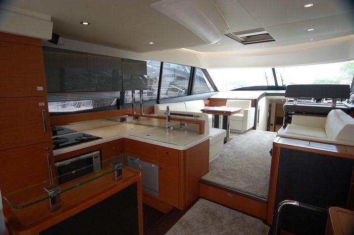 2015 Prestige 550 BoatsalesListing Massachusetts