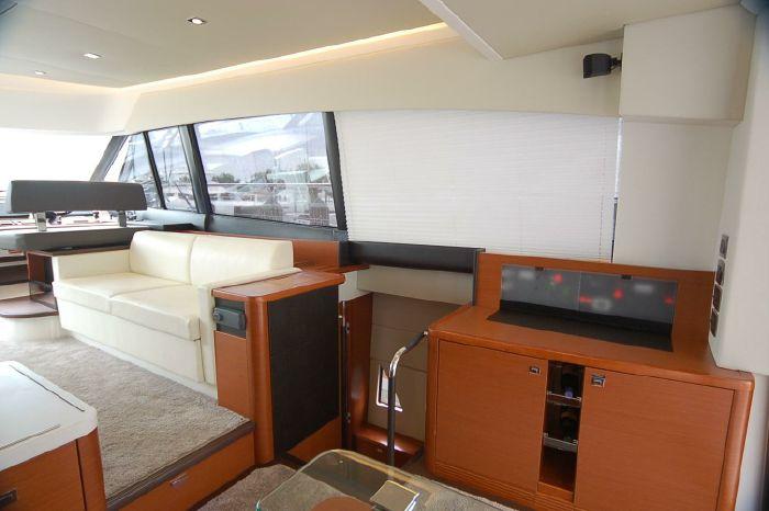 2015 Prestige 550 BoatsalesListing New England