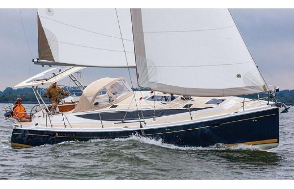 2019 Marlow-Hunter 40