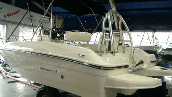 Bayliner CC6 Sports/Ski & Fish