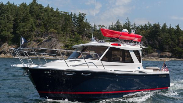 Cutwater 28 Luxury Edition