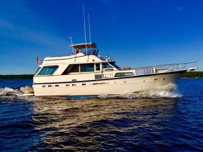 1980 Hatteras<span>53 Motor Yacht</span>