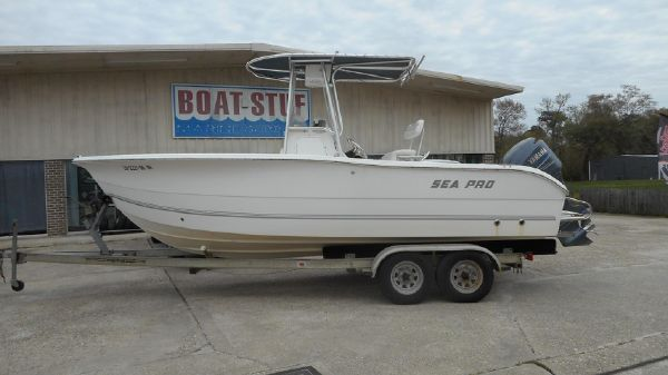 Sea Pro 220CC