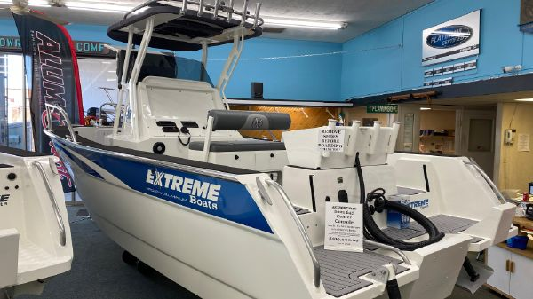 Extreme Boats 645 Center Console 21ft