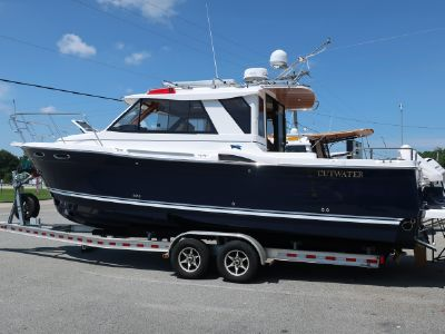 2019 Cutwater<span>C28 Luxury Edition</span>