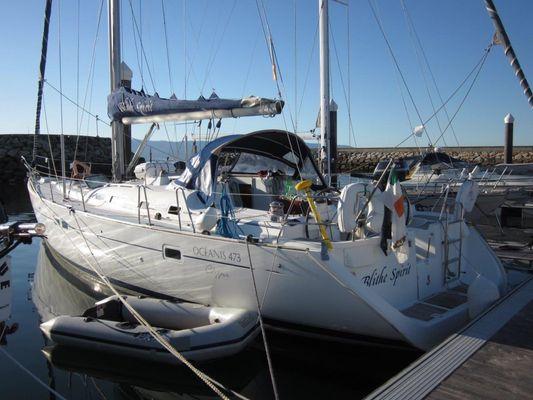 Beneteau Oceanis 473 - main image