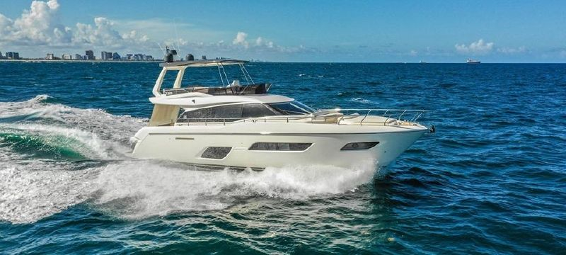 Ferretti Yachts 550 - main image