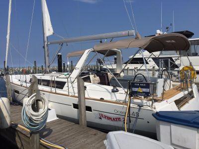2013 Beneteau<span>Oceanis 45</span>