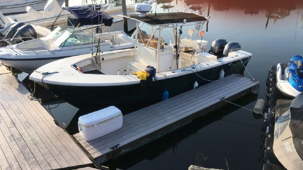 Jones Brothers 260 Cape Fisherman
