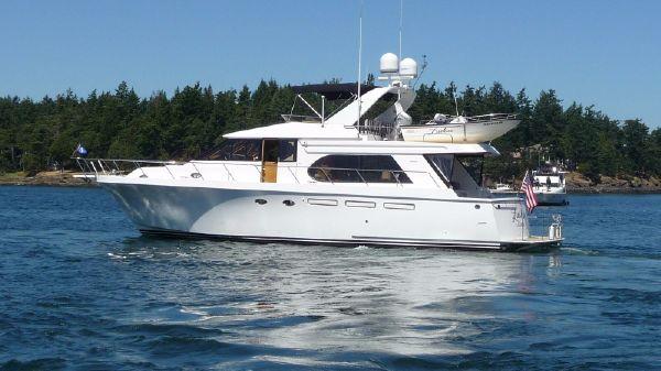 Ocean Alexander 548 Profile 1
