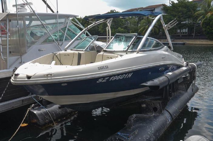 2008 Sea Ray 210 Select Sentosa Cove, Singapore - Premium