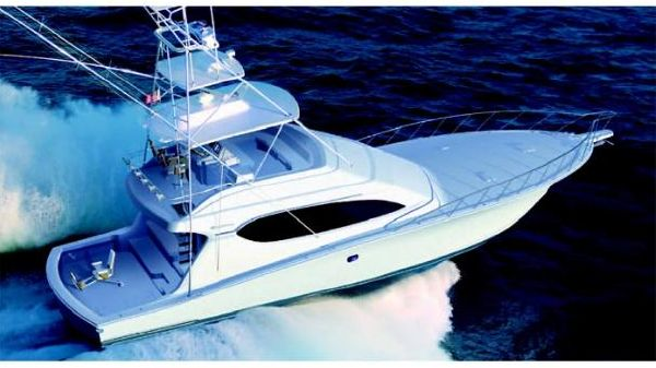 Hatteras 68 Convertible Manufacturer Provided Image