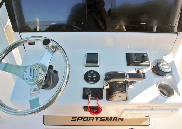 Sportsman Open 312 Center Console image