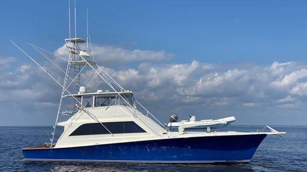 Ocean Yachts 63