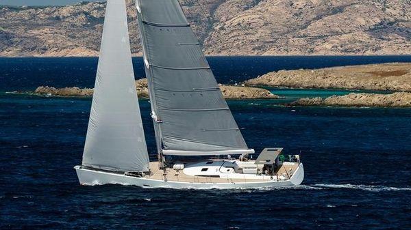 JFA Yachts JFA/Vitters 82