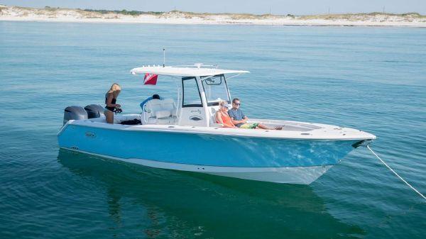Sea Hunt 30 Gamefish Coffin Box