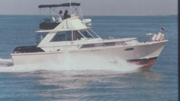 Chris-Craft 38 Commander