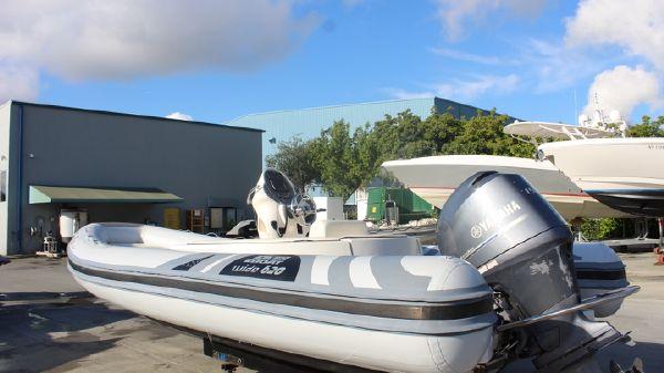 JokerBoat Wide 620
