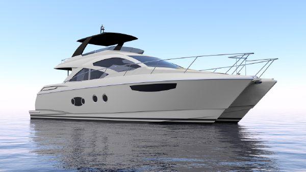 Mares 65 Motor Yacht Mares Catamaran 64Ft