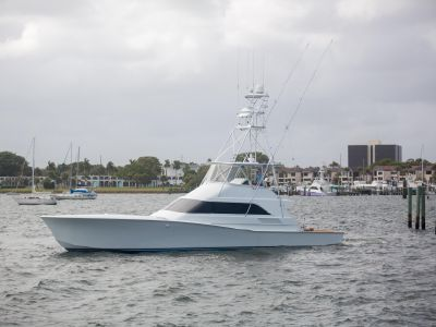 1998 Tribute<span>Custom Sportfish</span>